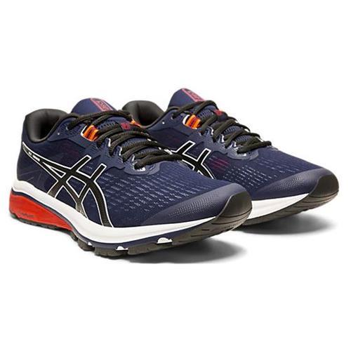 Asics GT-1000 8 Men's Running Shoe Peacoat Black 1011A540 400