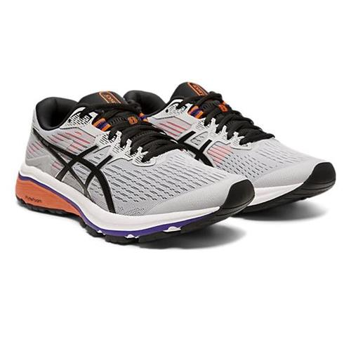 Asics GT-1000 8 Women's Running Shoe Piedmont Grey Black 1012A460 020