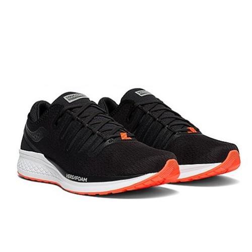 Saucony Versafoam Extol Men's Running Shoe Black Red S40041-2