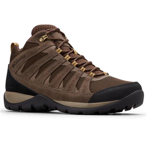 Columbia Redmond v2 Mid Waterproof Men's Hiking Boot Cordovan Baker 1865081 231