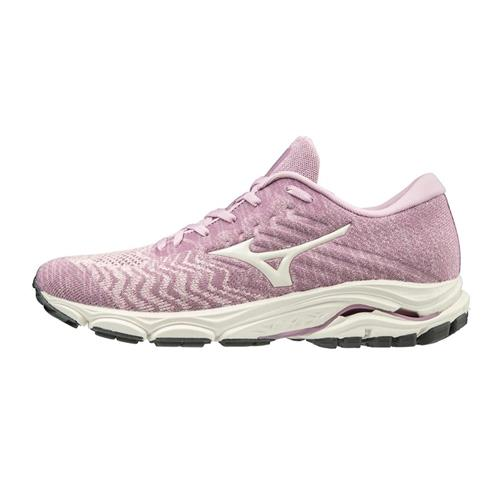 Mizuno Wave Inspire 16 Waveknit Women's Running Shoe Ballerina-Snow White 411171.1Y0D