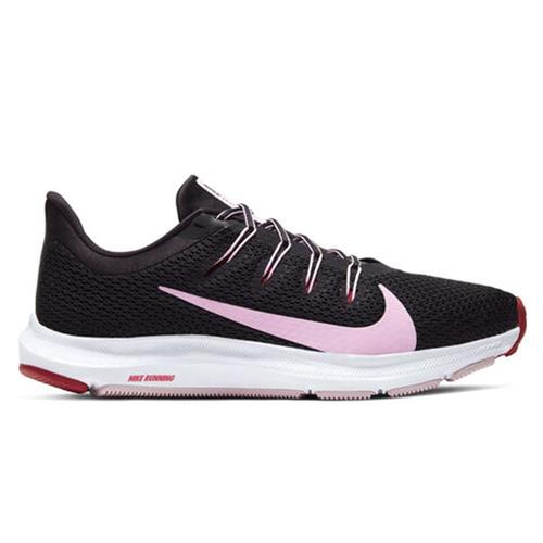 Nike Quest 2 Women's Running Black Red Noble Pink CI3803-006