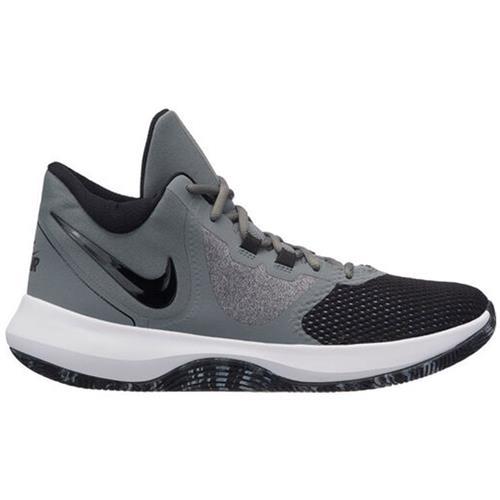 Nike Air Precision II Men's Basketball Grey Black White AA7069-011