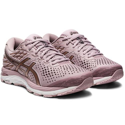Asics GEL-Cumulus 21 Women's Running Watershed Rose Rose Gold 1012A468 700