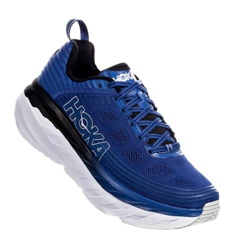 Hoka One One Bondi 6 Men's Galaxy Blue Anthracite 1019269 GBAN