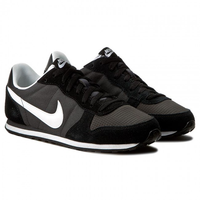 Shoes NIKE  Genicco 644441 012 AnthraciteWhiteBlack