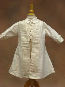 Boys Christening Baptismal Outfit By Casiani Collection