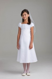 First Communion Dress By US Angels - 295