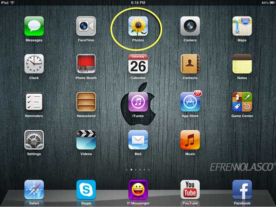 How-to-save-Picture-on-iPad-Part-2