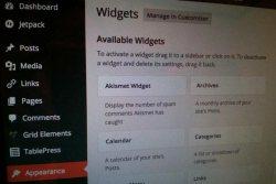 How to Customize WordPress widget