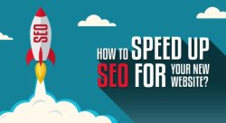 How to speed up SEO for new Websites