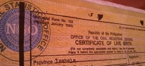 Requirements and Procedure for Late Registration of Birth Certificate in the Philippines