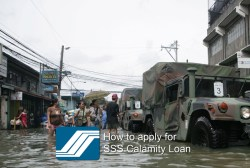 How to Apply for SSS Calamity Loan
