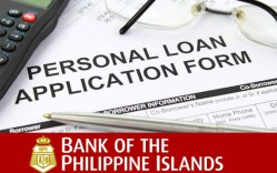 Personal Loan with BPI Online