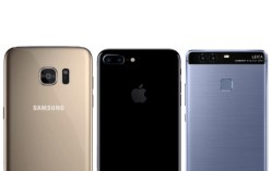 A Camera showdown between Samsung S7, Apple iPhone 7 Plus and Huawei P9
