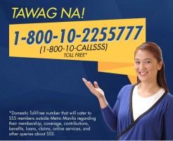 SSS Hotline