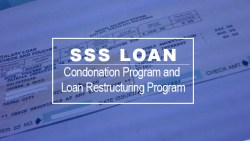SSS Loan Condonation Program