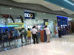 Open BDO Close Account