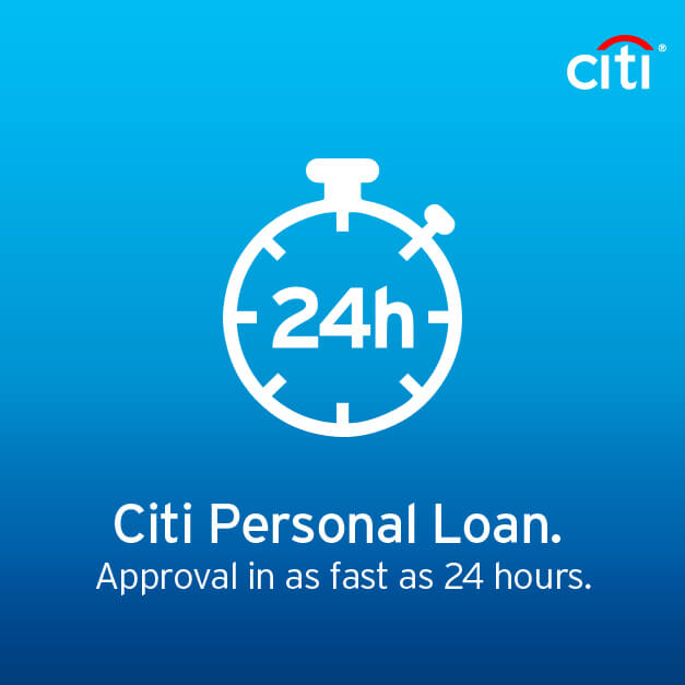 Apply for a Citibank Personal Loan