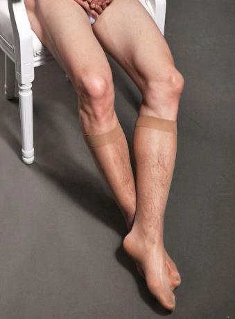 Mens Sheer Socks Sheer Socks Mens Sock Garters Sock