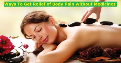 Relief Body Pain