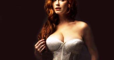 Christina Hendricks Hurts Fingers During Film Shoot