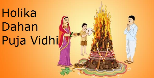 How To Celebrate Holika Dahan Puja Vidhi
