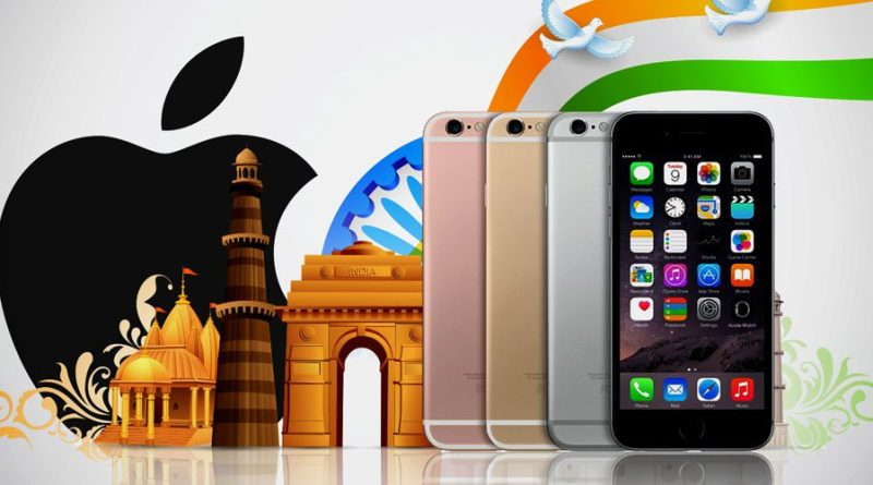 Apple may Make in India