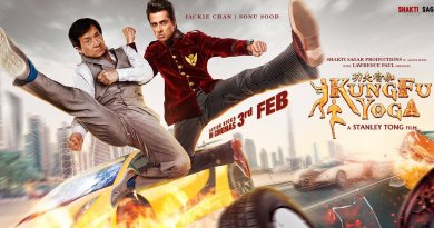 Movie Review Kung Fu Yoga