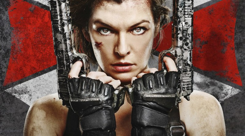 Resident Evil Movie Review