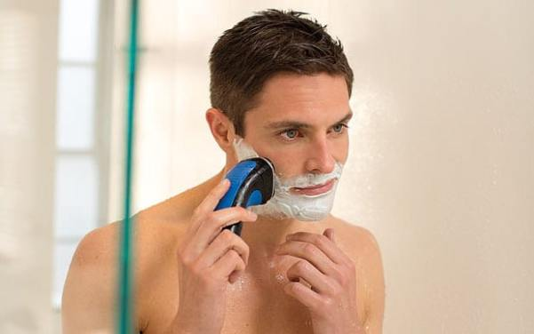 Smart Grooming Hacks , Shower Before Your Shave