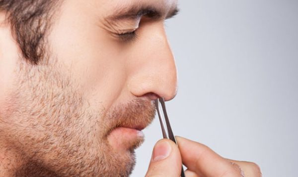 Smart Grooming Hacks, Take Nail Clippers Or Tweezers To Rogue Hairs