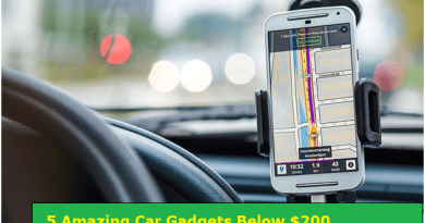 5 Amazing Car Gadgets Below $200
