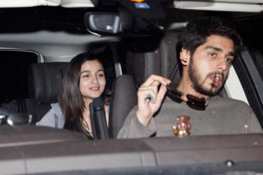 Is Alia Bhatt Back With Her Ex Ali Dadarkar After Split With Sidharth?