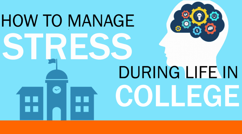 Handle Stress During College Life
