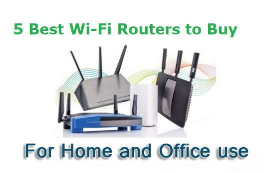 Best Wi-Fi Routers