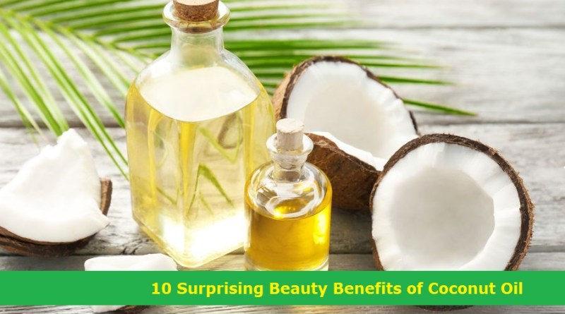 10 Beauty Benefits Of Coconut Oil & Uses Of Coconut Oil