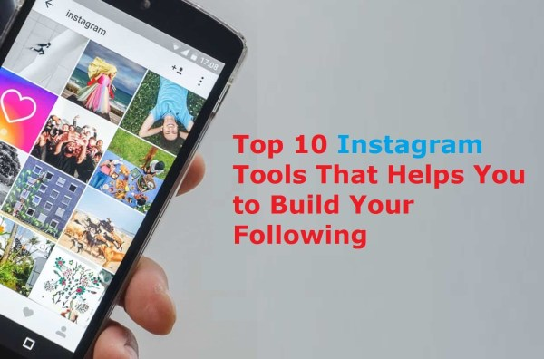 Top 10 Instagram Tools