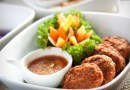 Thai Corn Falafel Recipe