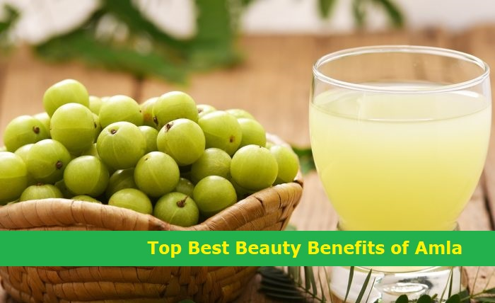 Top Best Beauty Benefits of Amla