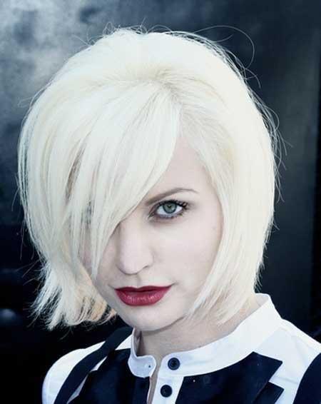 Light-Blonde-Bob-Hairstyles