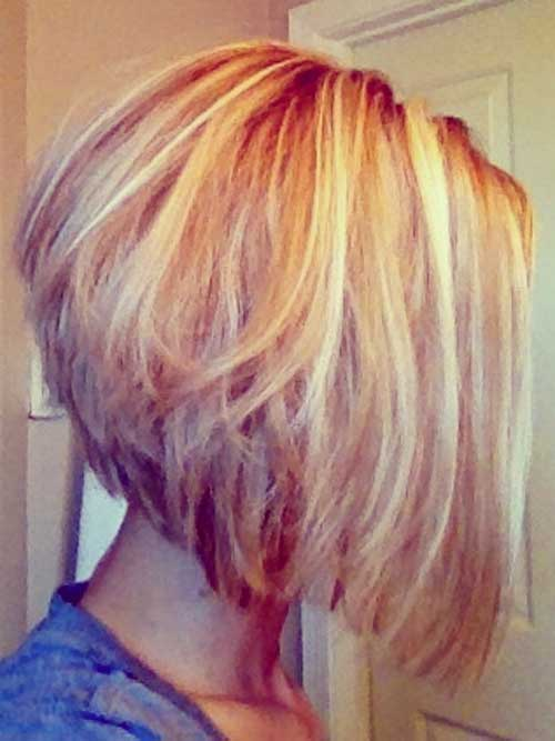 Stacked-Bob-Hairstyles-for-Fine-Hair-Ombre-Short-Hair
