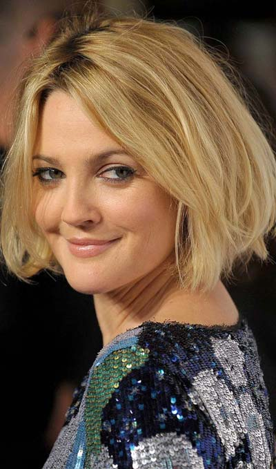 2.Short-Shag-Hairstyle-for-Round-Face