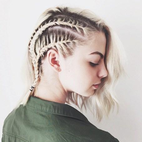 frizure sa pletenicama