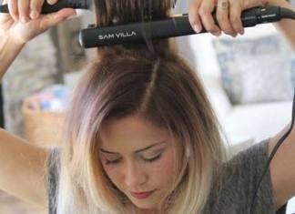 da li je pegla zdrava za kosu
