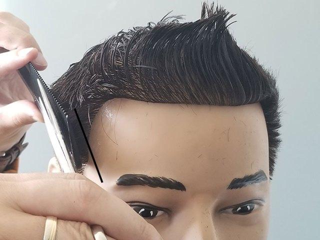 muško šišanje
