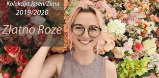 zlatno roza kosa