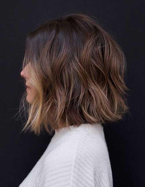 tvrdo sečena bob frizura
