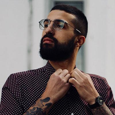 Sve o muškim frizurama