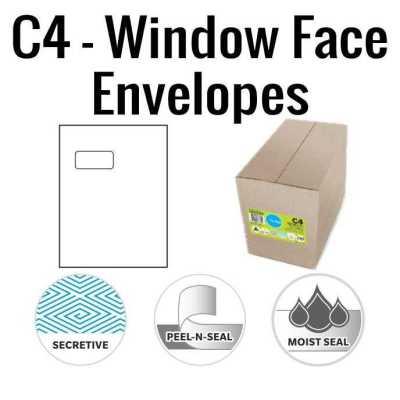 C4 Window Face envelopes Banner 1